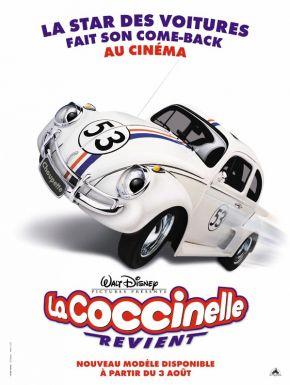 La Coccinelle revient DVD et Blu-Ray