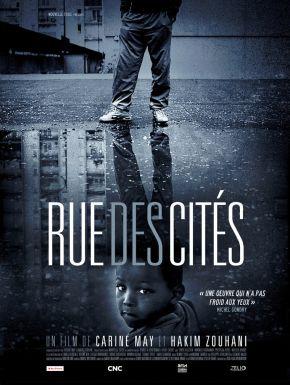 Jaquette dvd Rue Des Cités