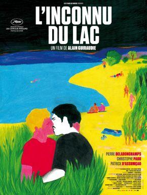 Jaquette dvd L'Inconnu Du Lac
