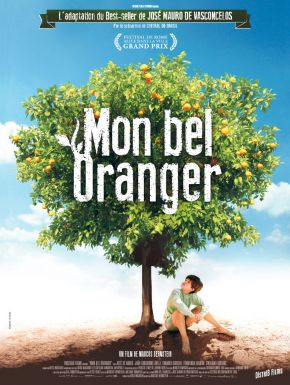 Jaquette dvd Mon Bel Oranger