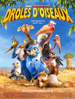 Sortie DVD Drôles D'oiseaux