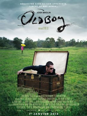 Old Boy DVD et Blu-Ray