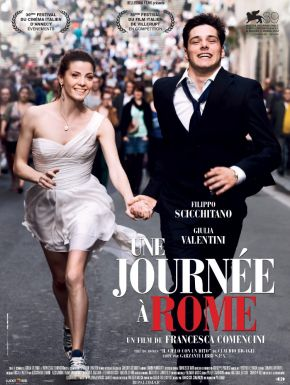 Jaquette dvd Une Journée à Rome
