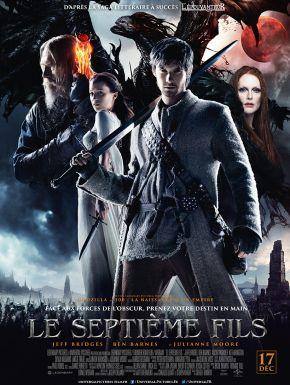 DVD Le septième fils