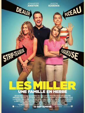 Jaquette dvd Les Miller, Une Famille En Herbe