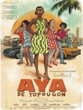 Sortie DVD Aya De Yopougon