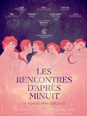 Jaquette dvd Les Rencontres D'après Minuit