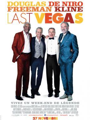 Jaquette dvd Last Vegas