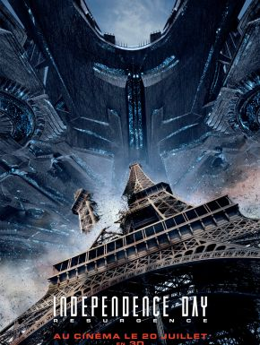 sortie dvd	  Independence Day: Resurgence