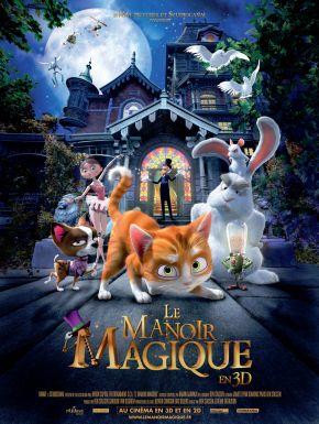 sortie dvd  Le Manoir Magique