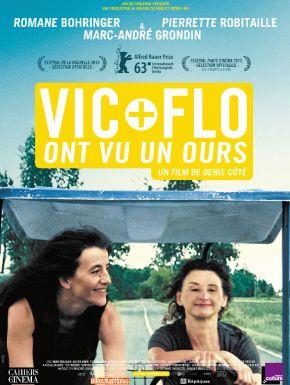 Sortie DVD Vic + Flo Ont Vu Un Ours