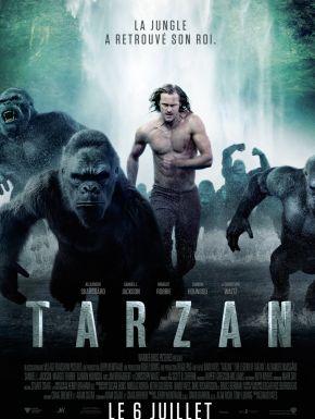 Sortie DVD Tarzan