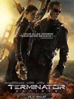 Sortie DVD Terminator Genisys