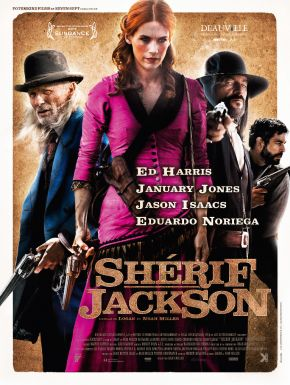 Jaquette dvd Sherif Jackson