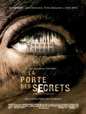 Jaquette dvd La Porte des secrets