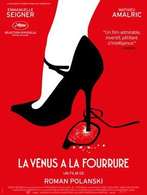sortie dvd  La Vénus à la fourrure