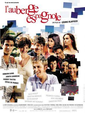 Jaquette dvd L'Auberge Espagnole