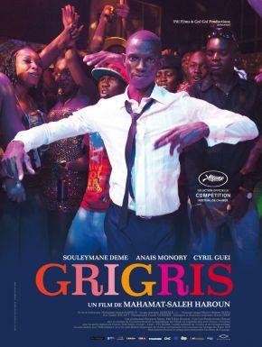 Jaquette dvd Grigris
