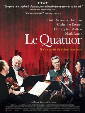 sortie dvd  Le Quatuor