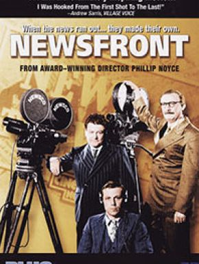 Newsfront DVD et Blu-Ray