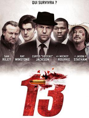 13 DVD et Blu-Ray