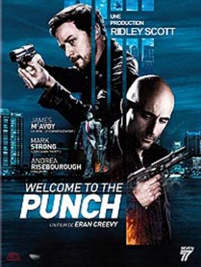 Sortie DVD Welcome To The Punch