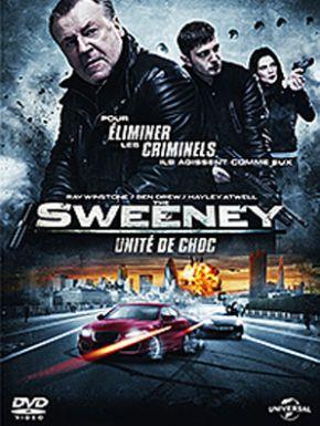 Sortie DVD The Sweeney