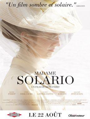 sortie dvd  Madame Solario
