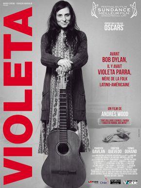 Jaquette dvd Violeta