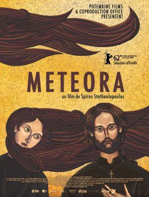 Jaquette dvd Météora