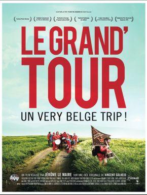 sortie dvd  Le Grand'Tour