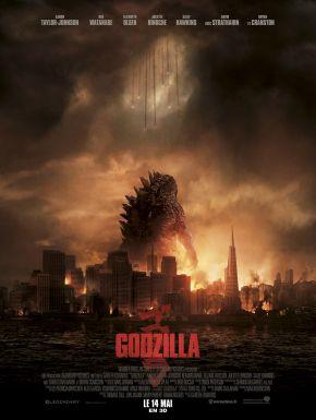 Godzilla DVD et Blu-Ray