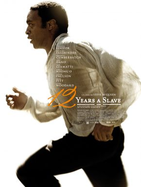Jaquette dvd 12 Years a Slave