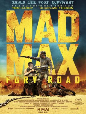DVD Mad Max: Fury Road