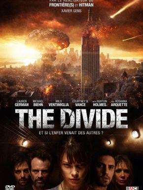 The Divide DVD et Blu-Ray