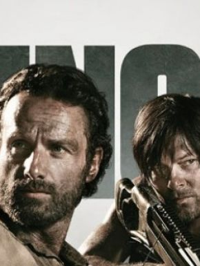 Jaquette dvd The Walking Dead, Saison 4