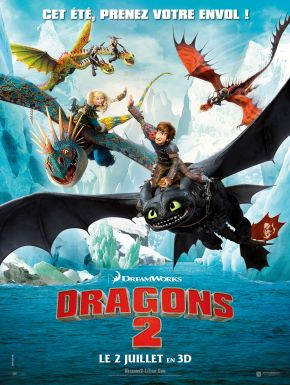 DVD Dragons 2