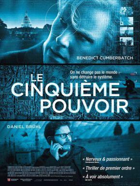 Sortie DVD Le Cinquième Pouvoir