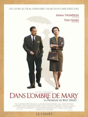 Sortie DVD Saving Mr. Banks
