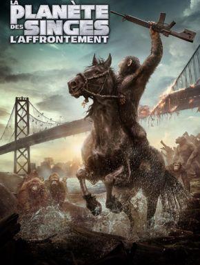 La planète des singes : L'affrontement DVD et Blu-Ray