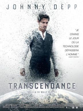Sortie DVD Transcendence