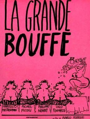 DVD La Grande Bouffe