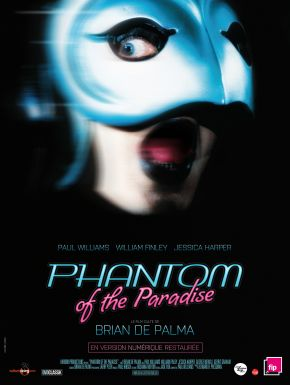 sortie dvd	  Phantom of the Paradise