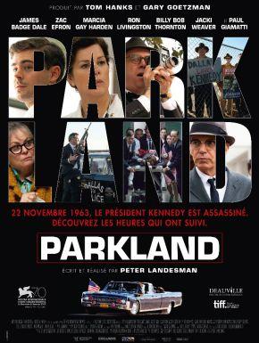 Parkland DVD et Blu-Ray