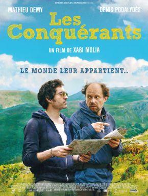 Jaquette dvd Les Conquérants