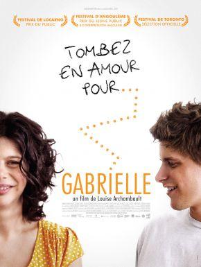 Sortie DVD Gabrielle