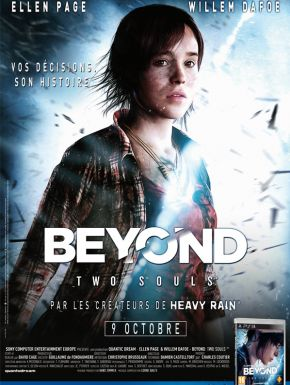 sortie dvd	  Beyond : Two Souls
