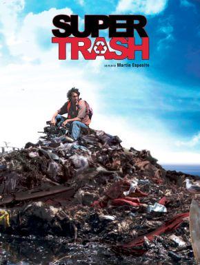 Jaquette dvd Super Trash