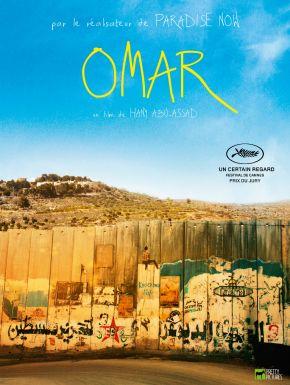 Jaquette dvd Omar