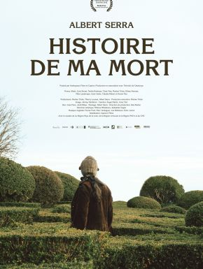 Jaquette dvd Histoire De Ma Mort
